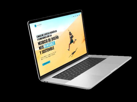 Curso diseño web online
